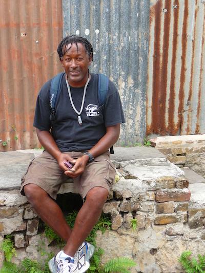 Brian Shurton Kiteboarding Jamaica